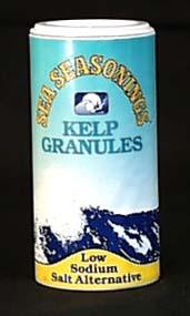 Maine Coast Sea Seasonings - Kelp Shaker - 1.5 ozs.