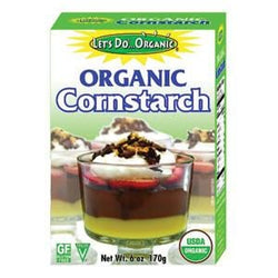 Let's Do...Organic Cornstarch, Organic - 6 ozs.