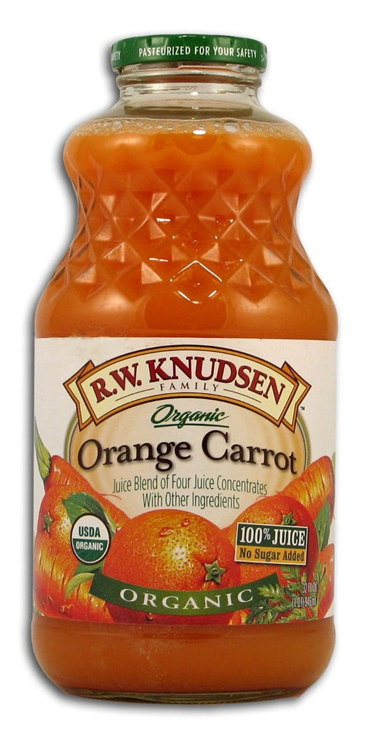 Knudsen Orange Carrot Organic - 32 ozs.