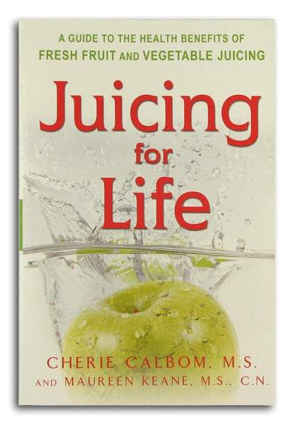 Books Juicing For Life - 1 book