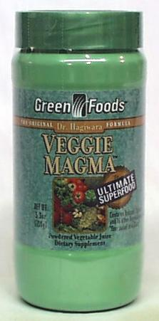 Green Foods Veggie Magma - 5.3 ozs.