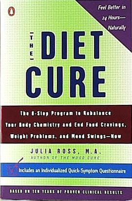 Books The Diet Cure - 1 book