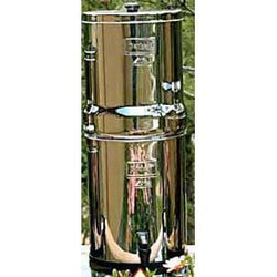 Berkey Royal Berkey Stainless Steel Water Purifier with 2 Black Berkey Elements - 1 unit