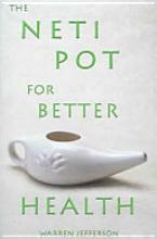 Books The Neti Pot For Better Health - 1 book