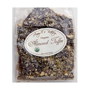 Amy E's Bakery Almond Toffee, Organic - 8 ozs.