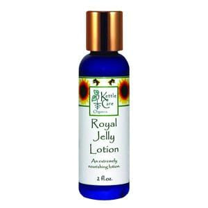 Kettle Care Royal Jelly Lotion - 4 ozs.