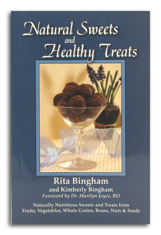 Books Natural Sweets & Healthy Treats - 1 book