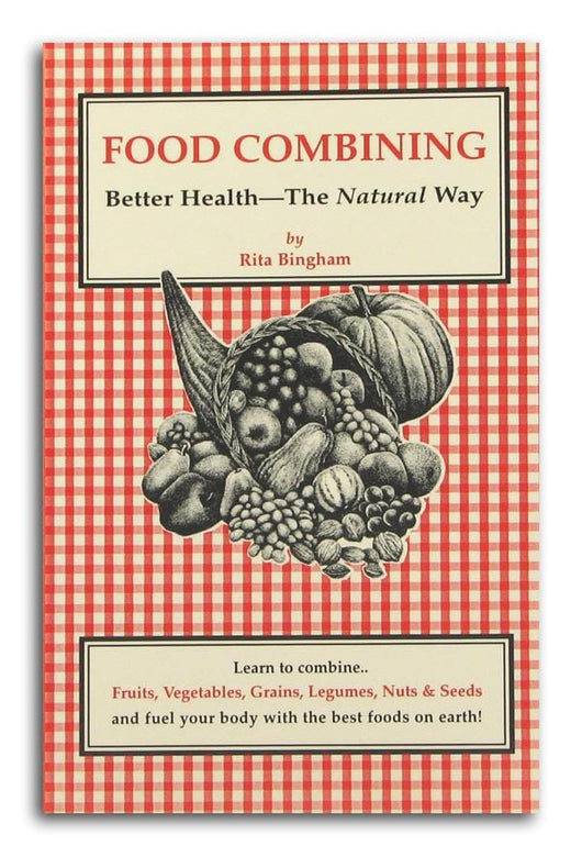 Books Food Combining - 1 book
