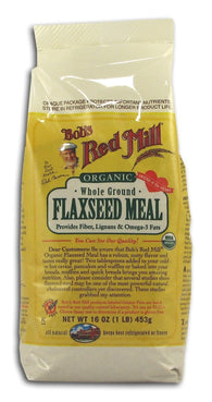Bob's Red Mill Flaxseed Meal Organic - 1 lb.