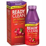 Detoxify Herbal Cleansers Ready Clean for Women Cran-Tea Flavored 16 fl oz