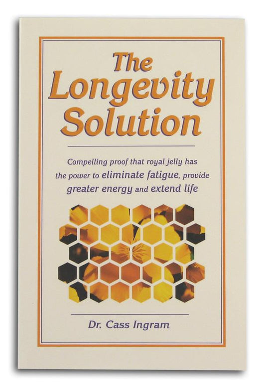 Books The Longevity Solution - 1 book