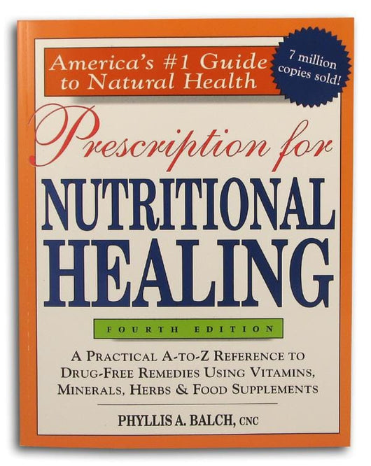 Books Prescription For Nutritional Healing - 1 book