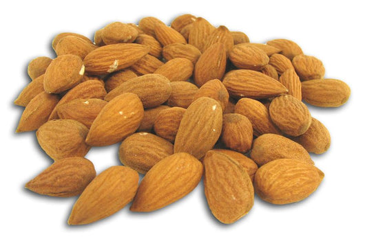 Bulk Truly Raw Almonds Organic - 1 lb.