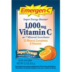 Alacer Emergen-C Super Orange 30 packets