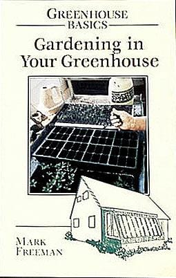 Books Gardening in Your Greenhouse - 1 book