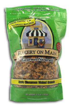 Bakery on Main Apple Cinnamon Walnut Granola - 6 x 12 ozs.