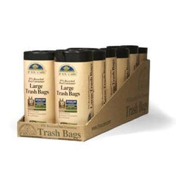 If You Care Trash Bags, 97% Recycled, Large, 30 gallon - 12 x 10 ct.