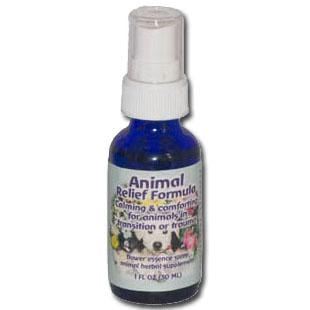 Flower Essence Services Animal Relief-Spray - 1 oz.