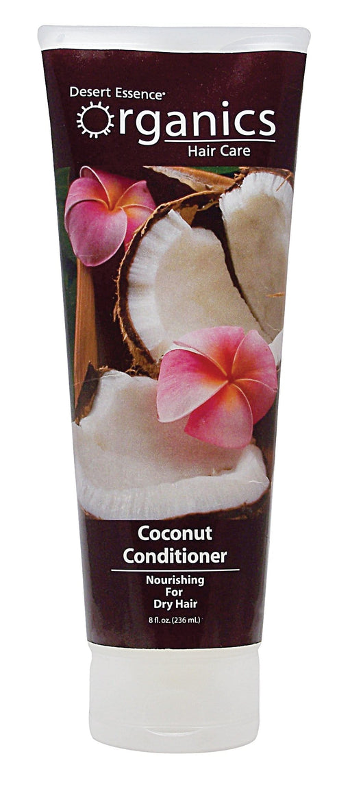 Desert Essence Coconut Conditioner Organic - 8 ozs.