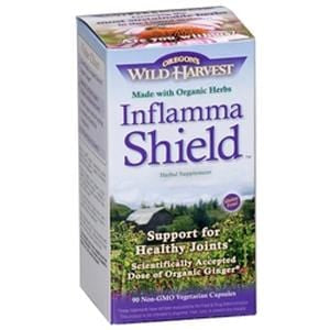 Oregon's Wild Harvest Inflamma Shield - 90 caps