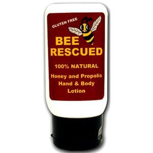 Bee Rescued Propolis Care Bee Rescued Honey & Propolis Hand & Body Lotion  - 2.5 ozs.