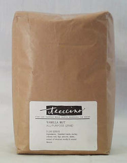 Teeccino Vanilla Nut Herbal Coffee - 5 lbs.
