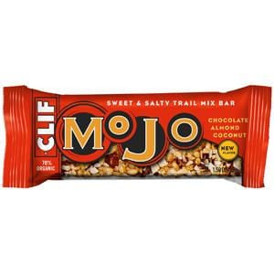 Clif Bar Mojo Trail Mix Bar, Chocolate Almond Coconut - 12 x 1.59 ozs.