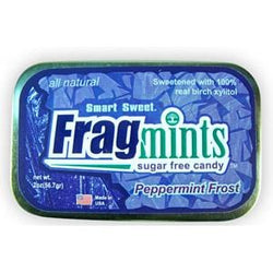 Smart Sweet FragMints, Peppermint Frost - 6 x 2 ozs.