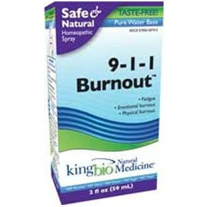 King Bio 911 - Burnout - 2 ozs.