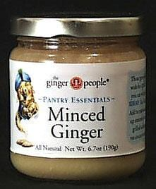 Ginger People Ginger Minced - 12 x 6.7 ozs.