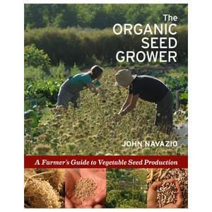 Books The Organic Seed Grower - 1 book