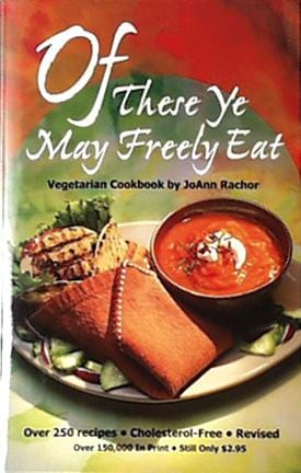 Books Of These Ye May Freely Eat - 1 book