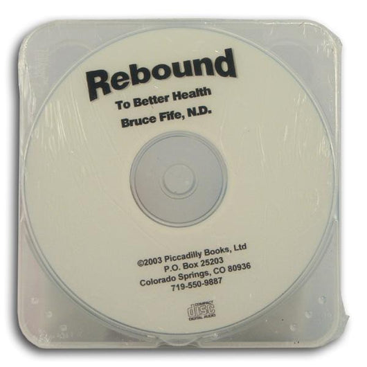 Books Rebound to Better Health CD - 1 CD