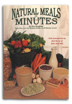 Books Natural Meals in Minutes - 1 book