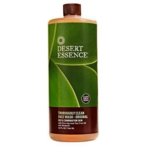 Desert Essence Thoroughly Clean Face Wash Refill - 32 ozs.