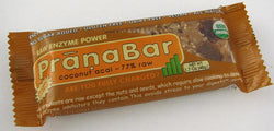 Rise Bar Energy Bars Coconut Acai Organic - 12 x 1.6 ozs.