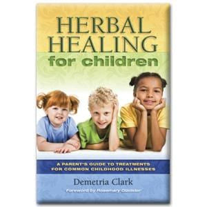 Books Herbal Healing for Children - 1 book