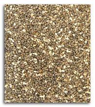 Bulk Chia Seeds Whole Black Organic - 1 lb.