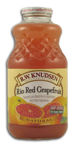 Knudsen Rio Red Grapefruit Juice - 32 ozs.