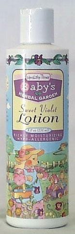 Healthy Times Baby's Herb Garden Sweet Violet Lotion - 12 x 8 ozs.