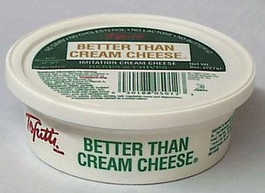 Tofutti Better Than Cream Cheese Herb & Chive - 8 ozs.