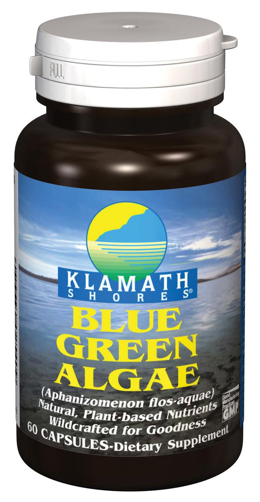 American Health Klamath Shores Blue Green Algae - 60 caps