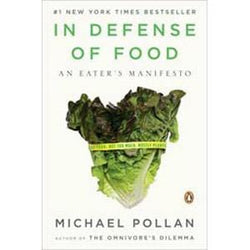 Books In Defense of Food  - 1 book