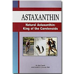 Books Natural Astaxanthin: King of the Carotenoids - 1 book