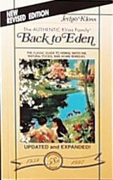 Books Back to Eden - 1 book