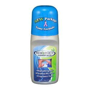 Naturally Fresh Crystal Roll-On Deodorant - 3 ozs.