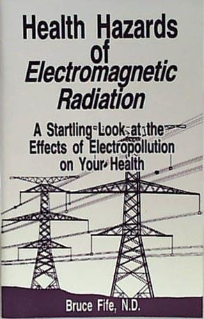 Books Health Hazards Electromagnetic Radiation - 1 book