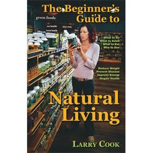 Books The Beginners Guide to Natural Living - 1 book