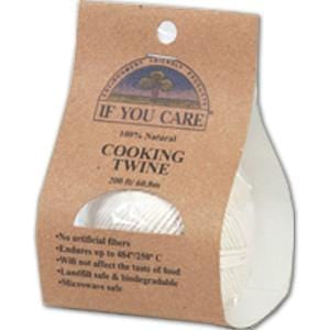 If You Care Natural Cooking Twine - 24 x 200' roll