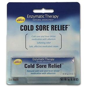 Enzymatic Therapy Cold Sore Relief - 0.18 oz.